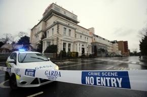 Люди в форме полиции открыли огонь в отеле Дублина