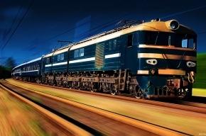 Электричка переехала пассажира на станции «Лигово»