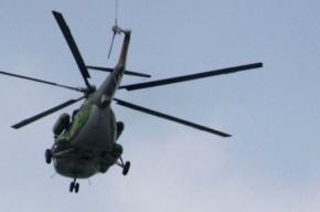 Ми-8 разбился под Псковом, погибли четверо