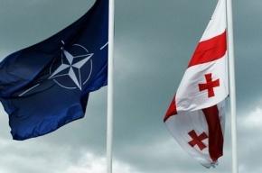НАТО начнет подготовку первой грузинской роты в мае