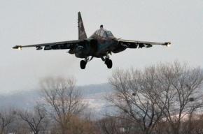Су-25 упал на Ставрополье, летчик погиб