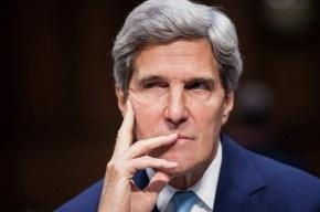 Журналистка выкриком обвинила Керри в создании ИГИЛ