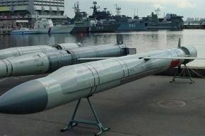 Корабль с ракетами