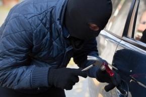 Машину сотрудника ФАС угнали в Купчино