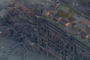 На электростанции в графстве Оксфордшир прогремел взрыв