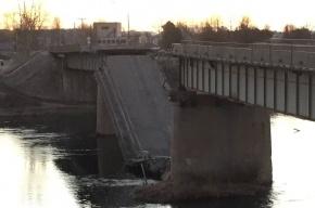 Мост на трассе Владивосток-Находка обрушился 23 февраля