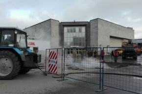 Горячая вода исчезла в 78 домах на Дыбенко