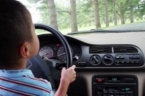 Четырехлетний ребенок на машине сбил насмерть пенсионерку