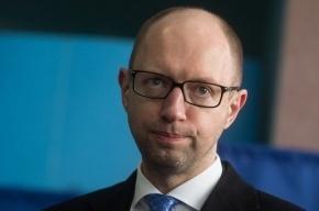 Яценюк остался на посту премьер-министра Украины