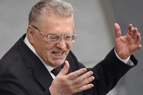 Коллекторы требуют от Жириновского 3300 рублей
