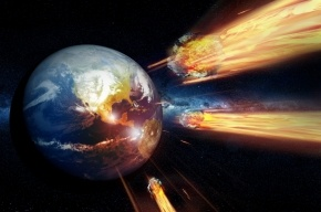 Ученые РФ предлагают взрывать астероиды при их удалении от Земли