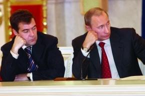 Песков прокомментировал одновременное отсутствие в стране президента и премьера