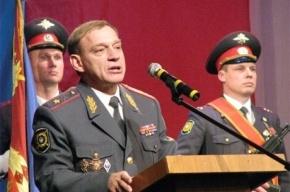 Источник: бывшему главе МВД Екатеринбурга стреляли в голову и грудь