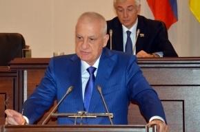 Глава Северной Осетии умер в столичной клинике