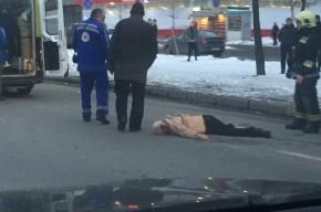 Пенсионерку сбил насмерть молодой водитель на BMW