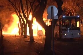 Количество жертв теракта в Анкаре выросло до 20 человек, 60 ранены