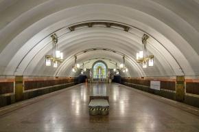 Станцию «Лиговский проспект» закрыли