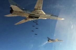 ВВС РФ контратаковали террористов в Сирии, которые штурмовали город