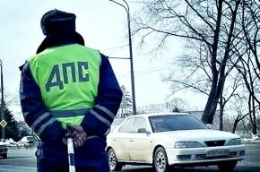 Инспектор ДПС скончался на посту в Петербурге