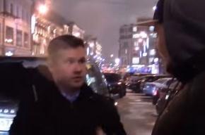 Олимпийский чемпион Алексей Немов устроил драку с  активистами «СтопХама»