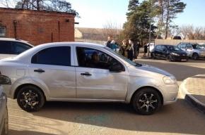 Пьяная автомобилистка помяла 17 машин во время парковки машины