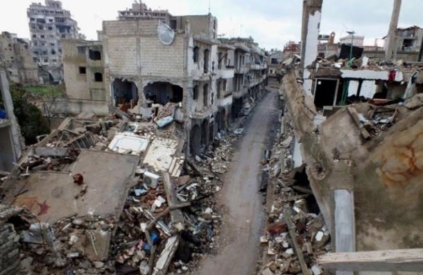 Российский военный советник погиб при атаке в Сирии
