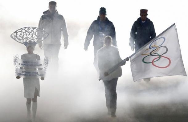 Российским легкоатлетам запретят выступать на Олимпиаде-2016 под флагом России