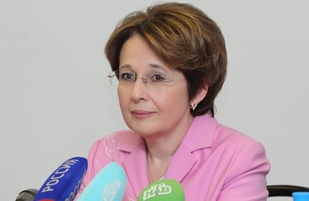 Оксана Дмитриева и Борис Титов вместе пойдут в Госдуму