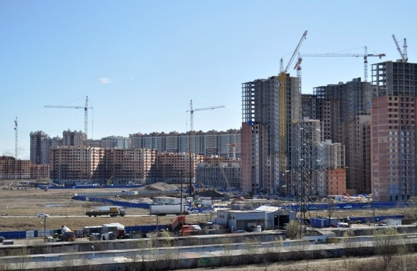 Жители Кудрово просят включить новостройки в город