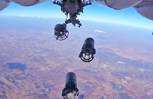 ВКС России продолжают военную операцию в Сирии