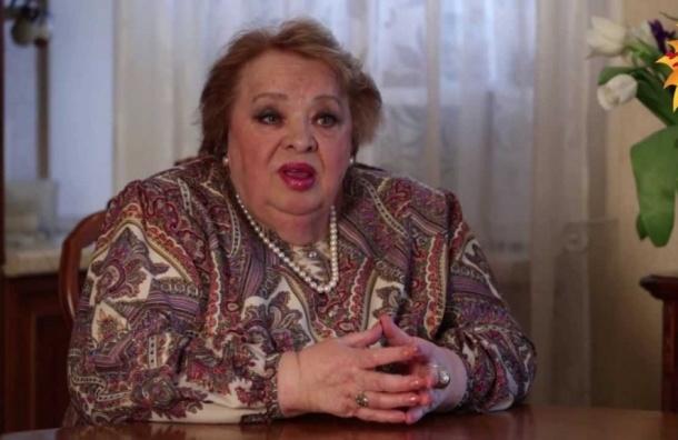 Актриса Наталья Крачковская умерла в Москве на 78-году жизни