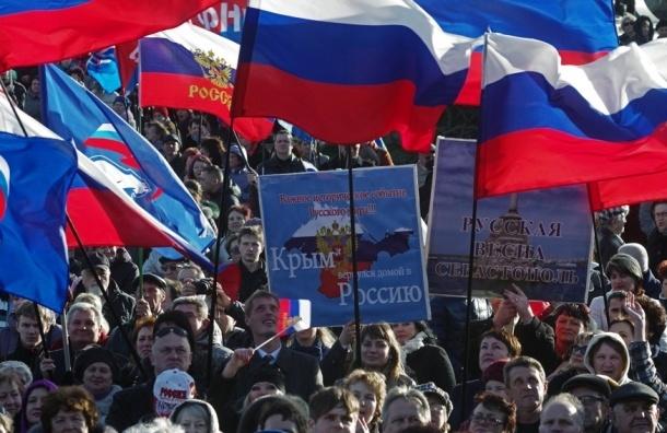 Госдеп США призывает Россию вернуть Крым Украине