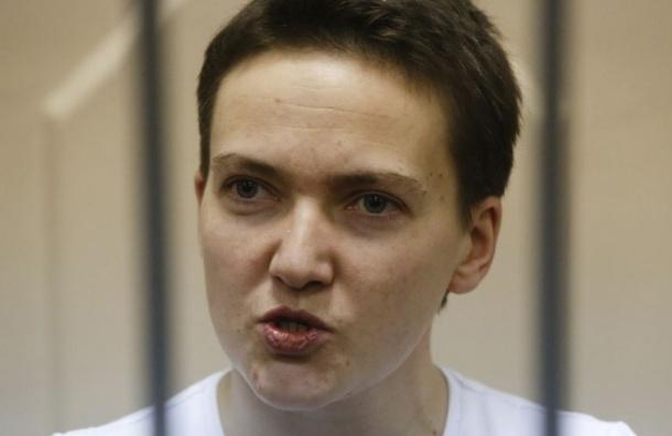 Надежда Савченко не признает приговор российского суда