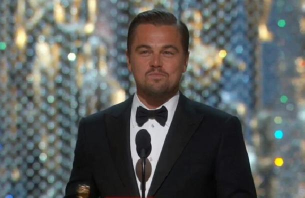 Ди Каприо едва не оставил свой «Оскар» в ресторане