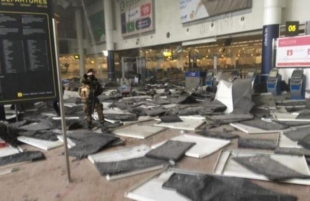СМИ Бельгии опровергли задержание террористов в Брюсселе
