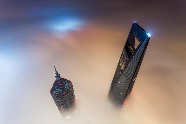 _Шанхай - город будущего. 2014 год. Виталий Раскалов.