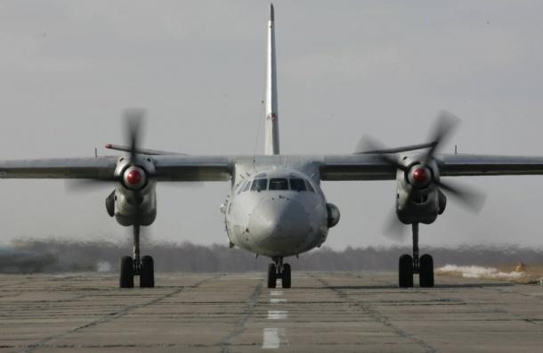 Двигатель взорвался у военного самолета под Ростовом