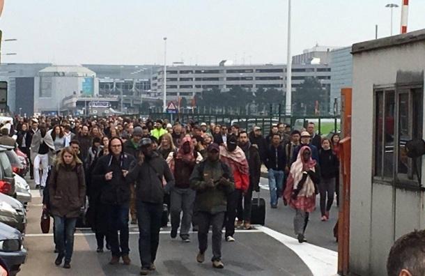ИГИЛ рассказали о подготовке к терактам в Брюсселе