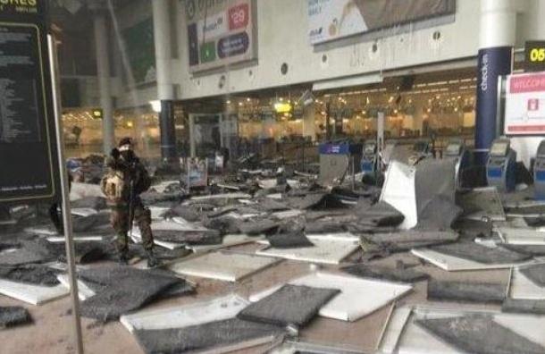 Очевидцы рассказали, что происходило в Бельгии во время терактов