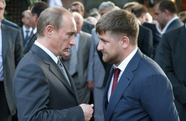 Кадырова назначили и.о. главы Чечни