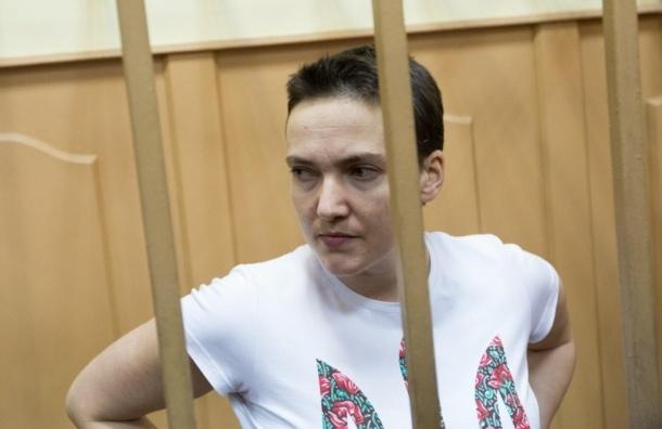 Савченко признана виновной в гибели российских журналистов