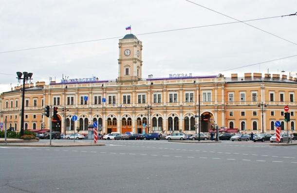 Пассажиров Московского вокзала эвакуируют из-за сумки