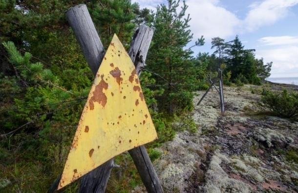 Зашкаливающую радиацию обнаружили на островах Ладожского озера