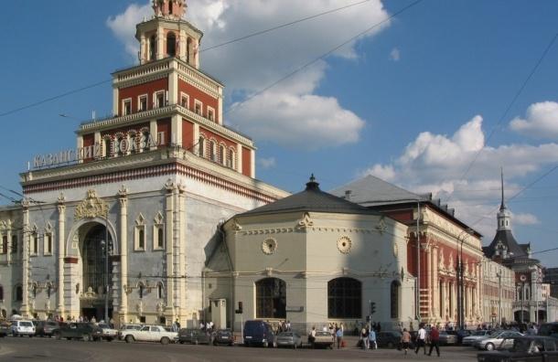 Начальника Казанского вокзала в Москве задержали за взятку