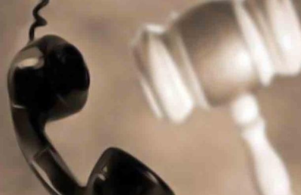 Телефонную террористку за ложное минирование приговорили к работам