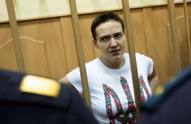 Прокуратура просит 23 года лишения свободы для украинской летчицы Савченко