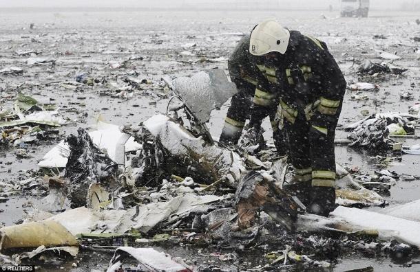 СМИ озвучили последние действия пилота разбившегося «Боинга»