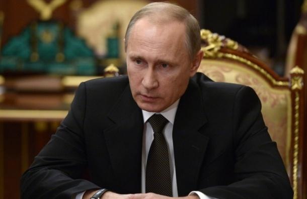 Путин назвал теракты в Брюсселе варварскими и не имеющими оправданий