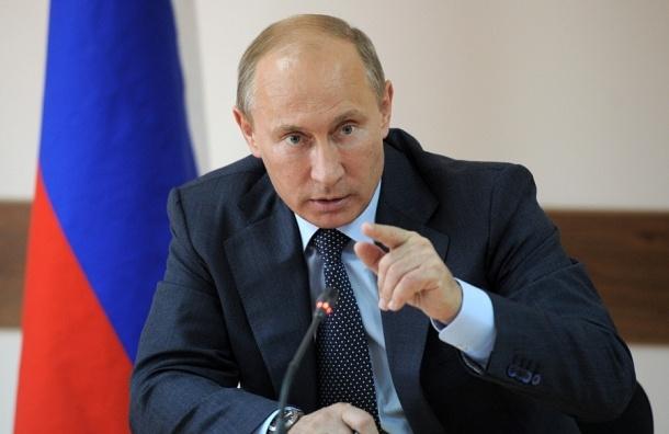 Владимир Путин пригрозил «повесить» ответственного за строительство трассы в Крыму