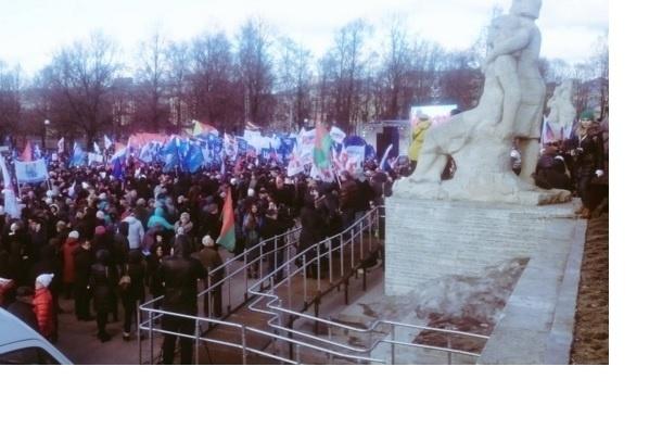 Крымская весна за 500 рублей
